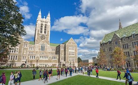 BC Campus Quad