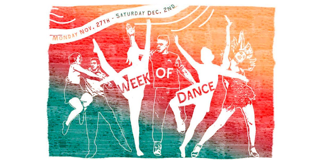 Week of Dance logo