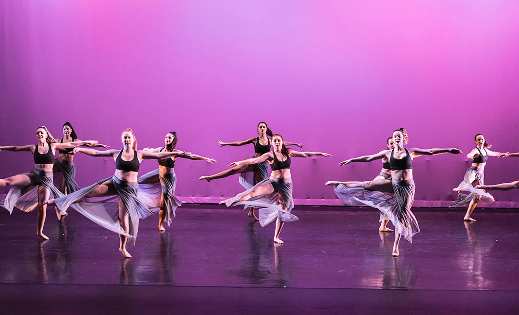 Boston College Dance Ensemble