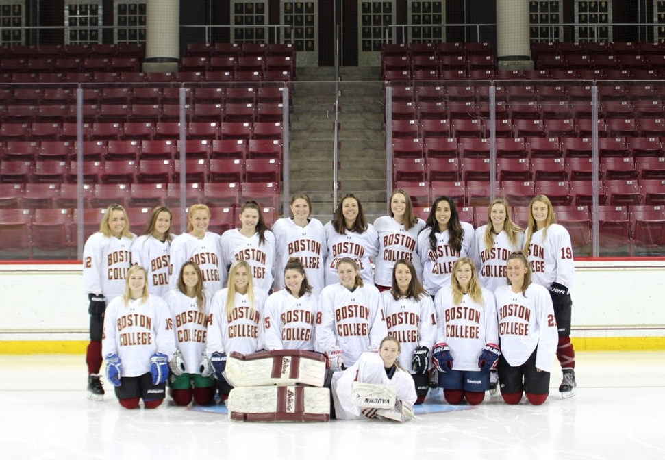 Women's Club Ice Hockey Team