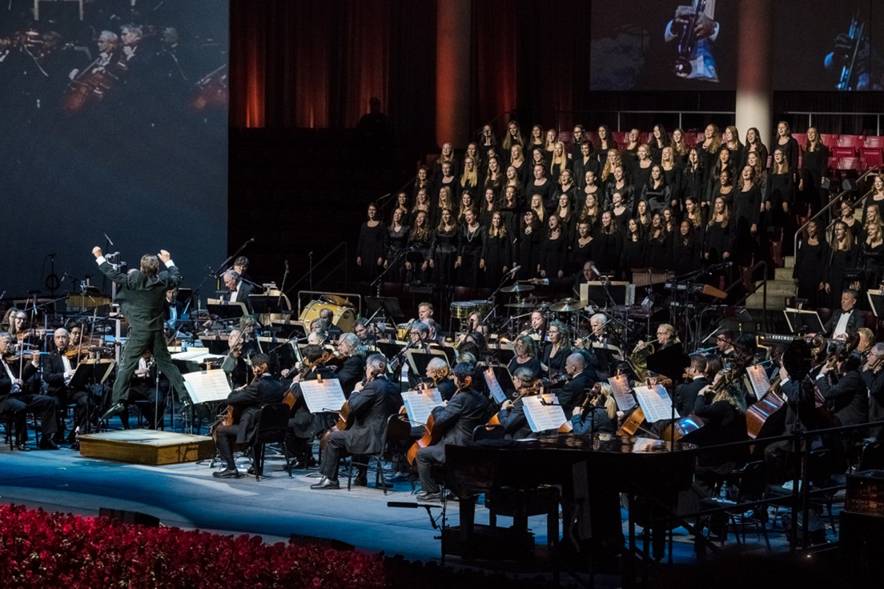 The Boston Pops and University Chorale