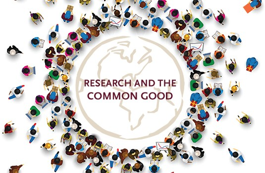 Research and the Common Good logo