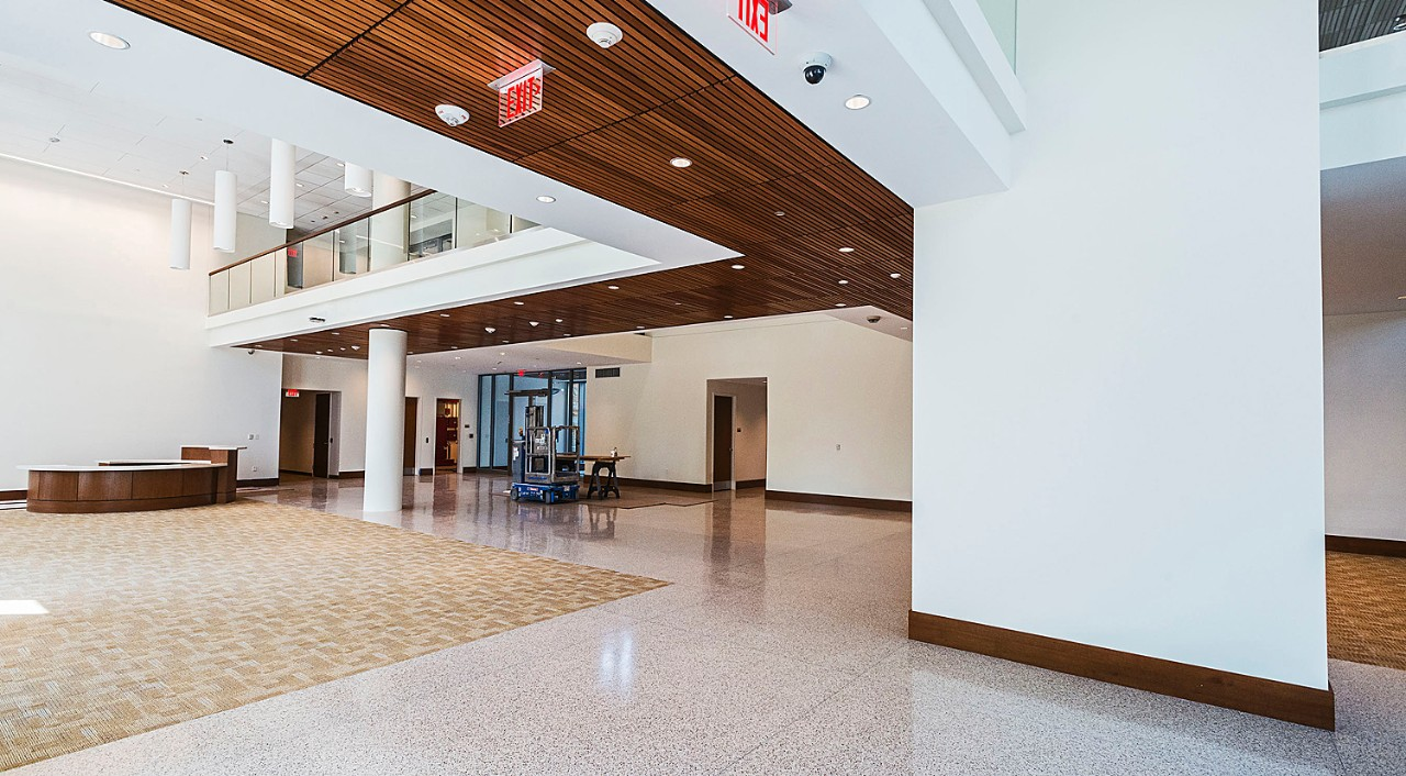 BC Welcomes New Thomas More Apartments, Says Farewell to Edmond\'s Hall