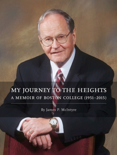 Cover of 'My Journey to the Heights'