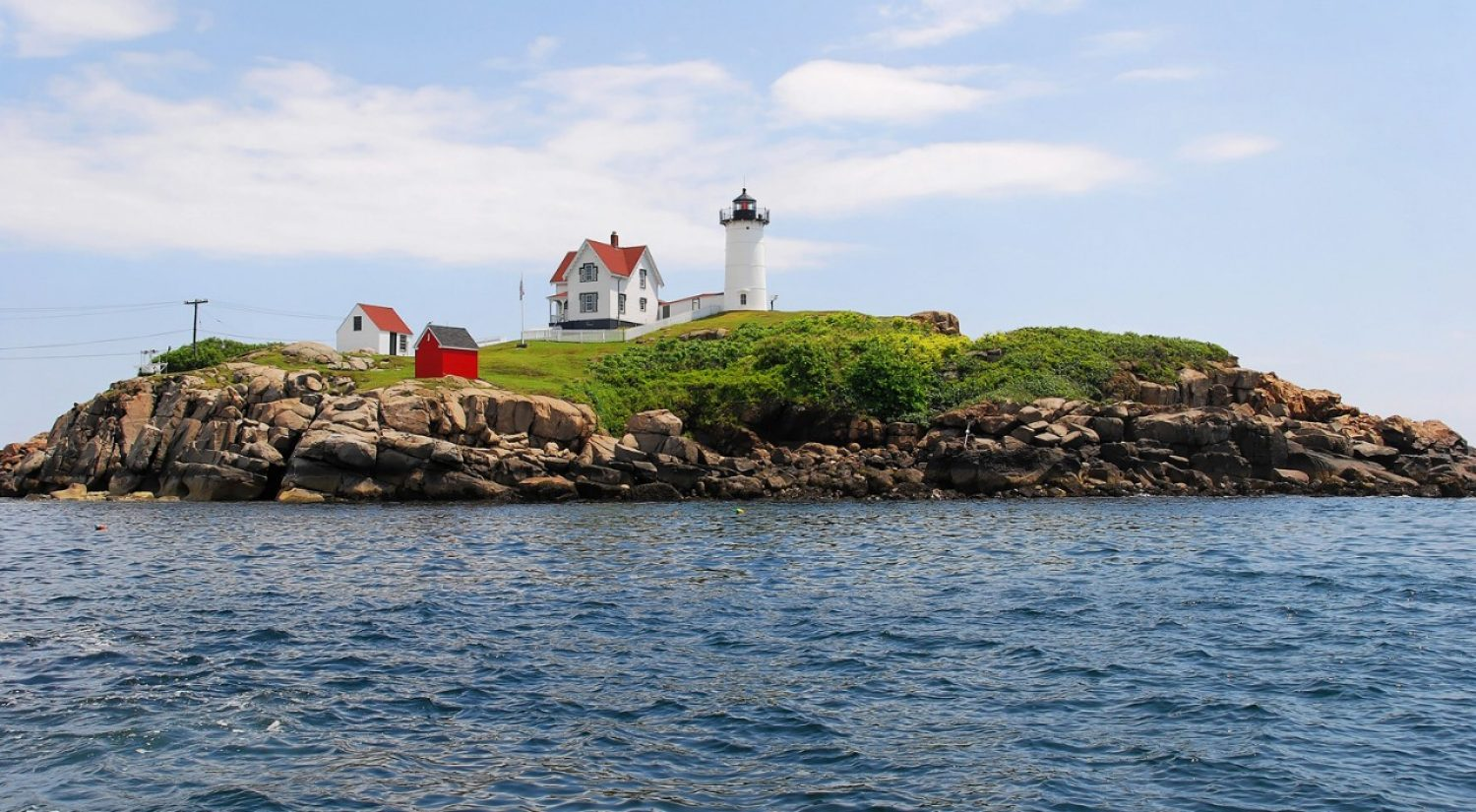 writerCape Neddick Light - Photo by Stefan Hillebrand CC BY-SA 3.0