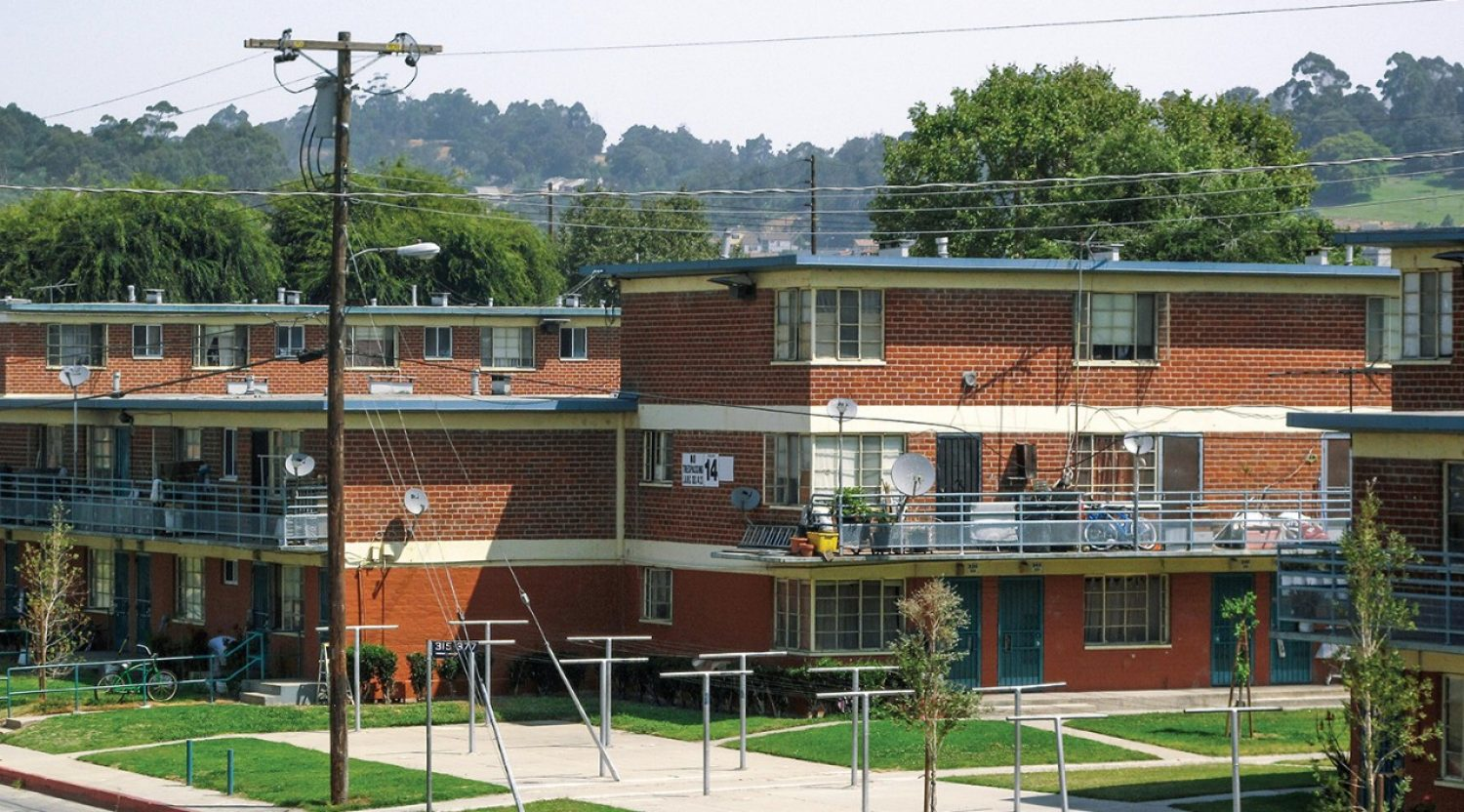William Mead Housing Projects