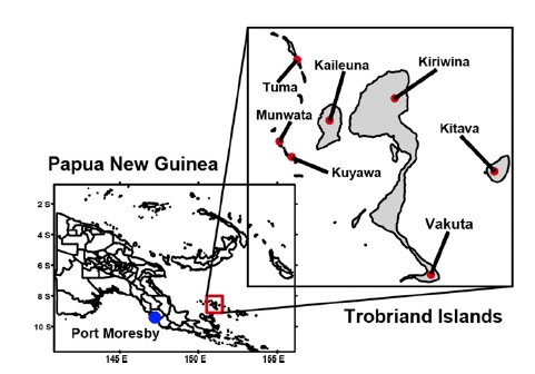 Trobriand Islands