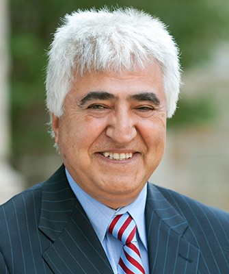 Photo of Hassan Tehranian