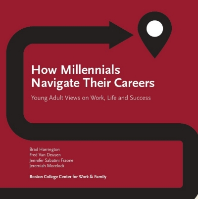 How Millennials Navigate Careers