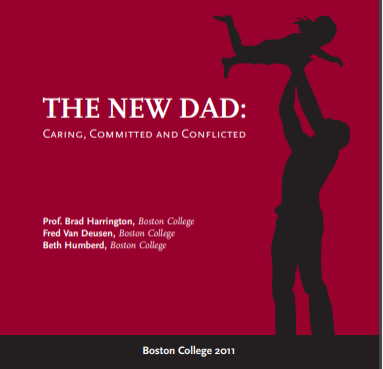 New Dad: Caring Committed and Conflicted