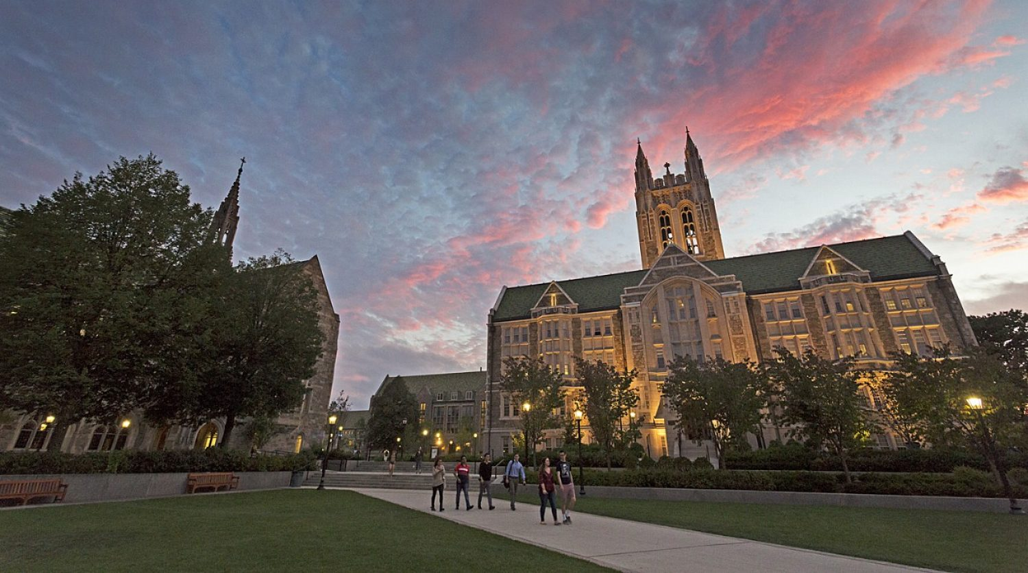 Gasson hall at susnet