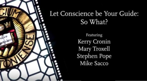 Leadership through Conscience, Service, and Relationships Video