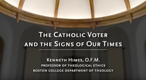 The Catholic Voter