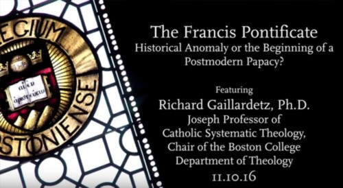 The Francis Pontificate