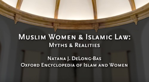 Muslim Women and Islamic Law
