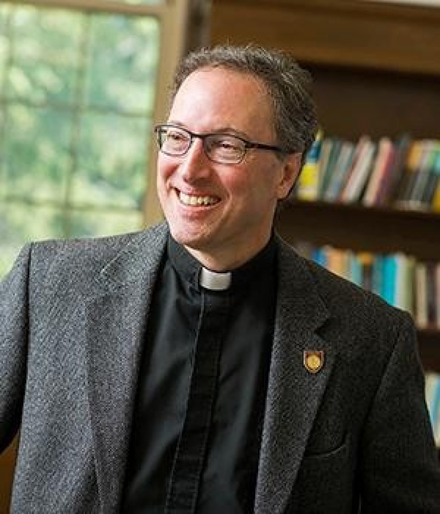 Thomas D. Stegman, S.J.  Dean, Boston College School of Theology and Ministry