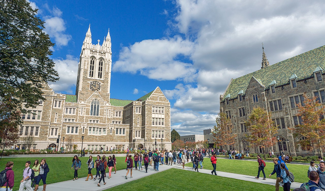 Gasson and BC quad