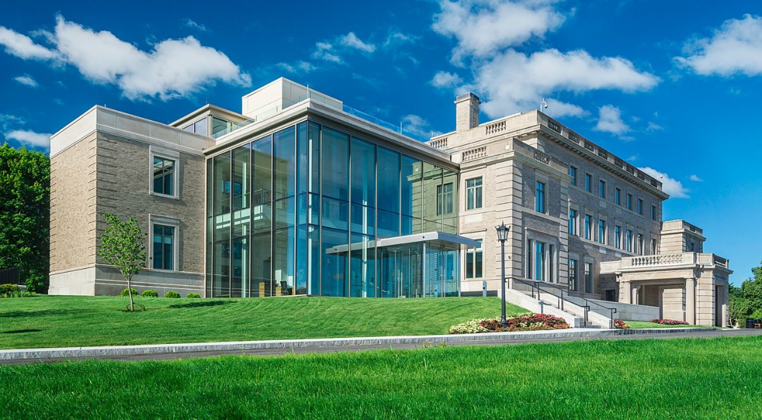 The McMullen Museum of Art at Boston College