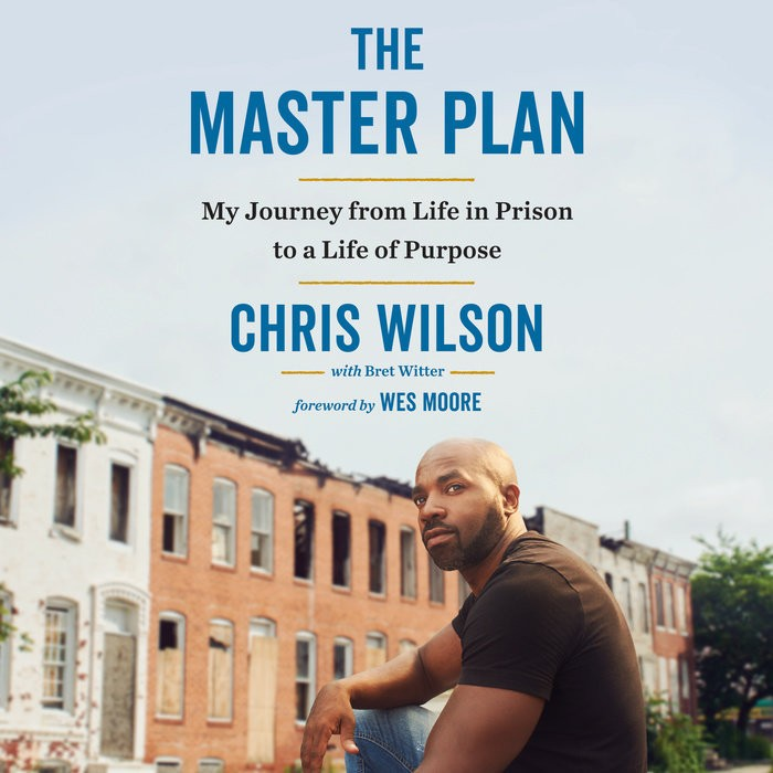 The Master Plan book cover