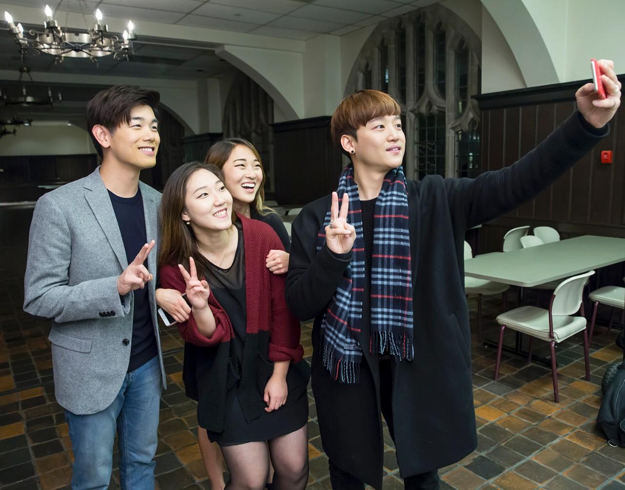 K-Pop Star, Alumnus Eric Nam Returns to BC