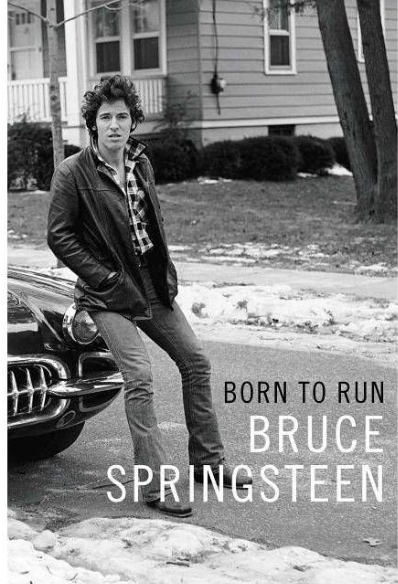 Born to Run cover