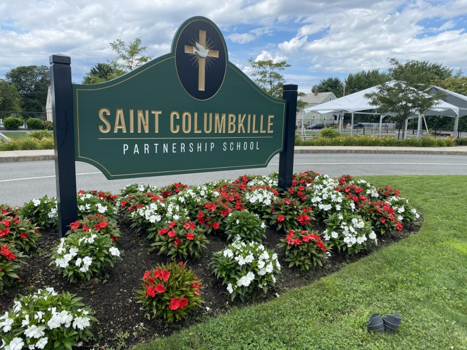 Saint Columbkille sign