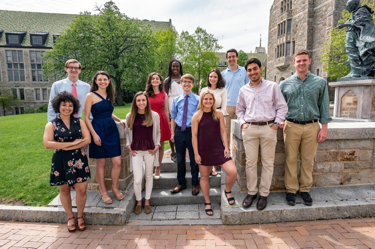 Fulbright recipients 2018