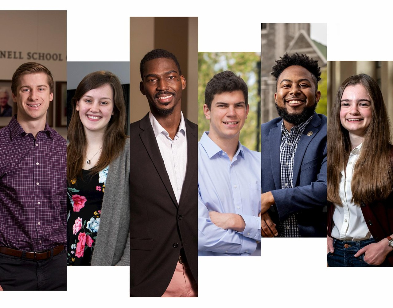 The 2019 Class of 'Seniors to Remember' includes Daniel Croteau, Natalee Deaette, Gawain Dornelly, Branick Weix, Anthony M. Smith, and Annie Haws.