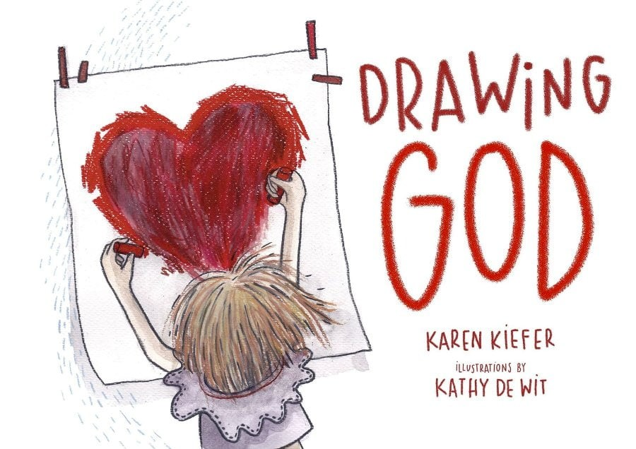 Drawing God cover