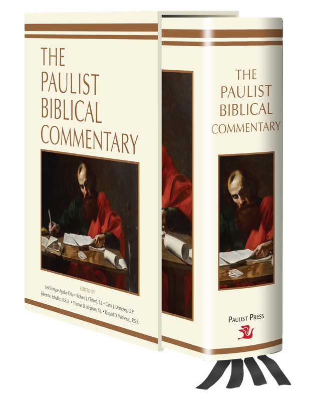 Paulist Biblical Commentary, a single-volume commentary written to be accessible to a wide range of readers and pastoral ministers.