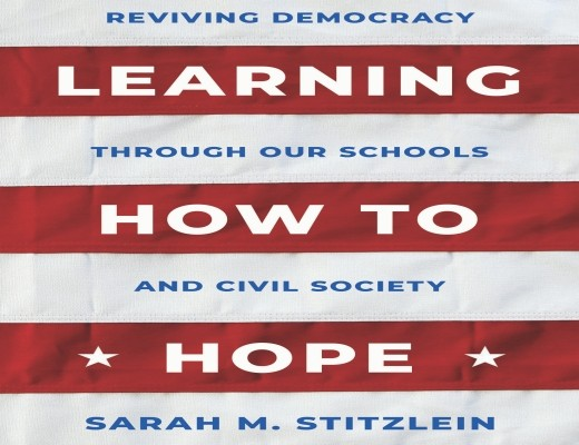 Reviving Democracy During the 2020 Campaign Season by Learning How to Hope image