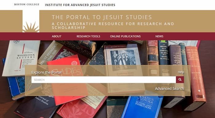 The Portal to Jesuit Studies