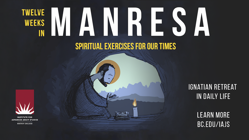 Manresa: Spiritual Exercises for our Times