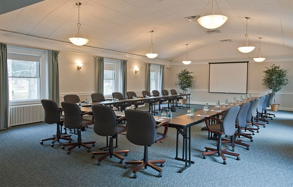 Charles River Meeting Room at the Connors Center