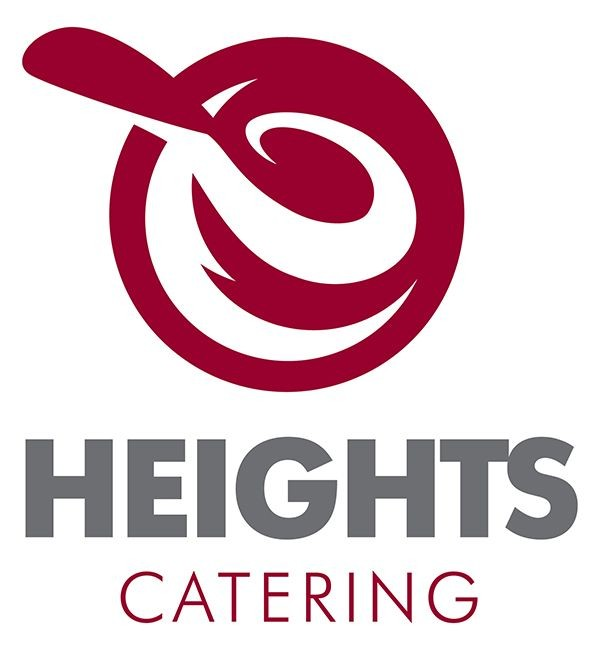 Heights catering logo