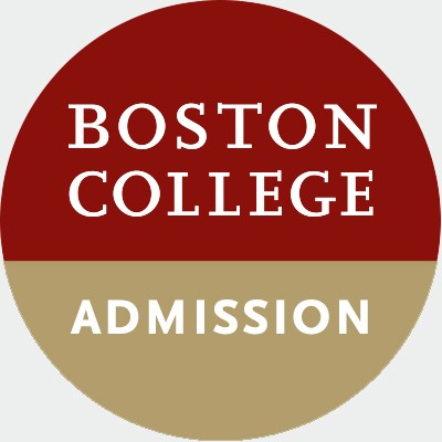 Boston College Social Media Icon for Departments