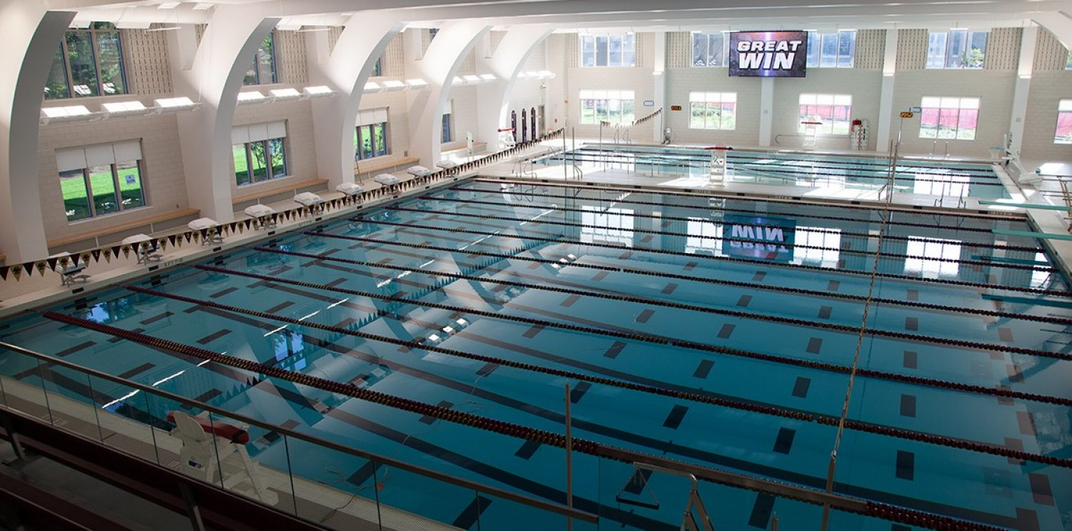 Aquatics Center at the Margot Connell Recreation Center
