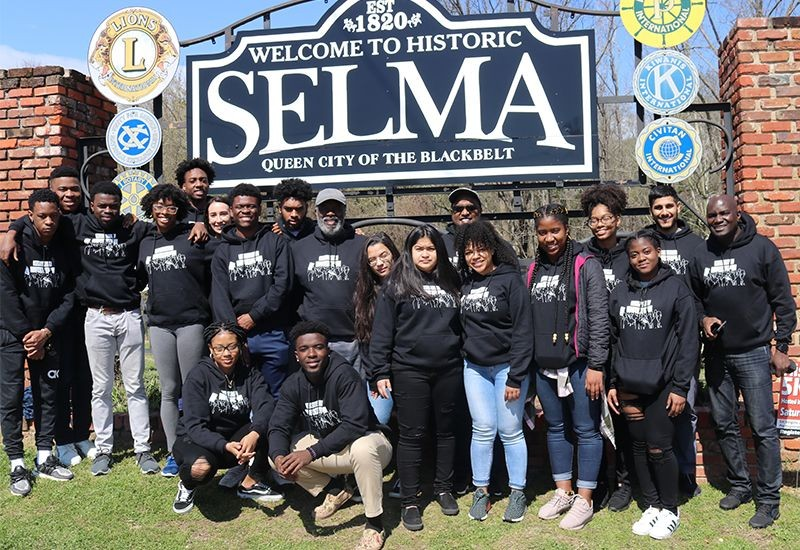 Majis Civil Rights Immersion Trip