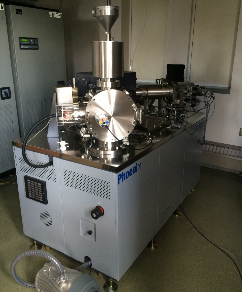 Isotopx Phoenix Thermal Ionization Mass Spectrometer (TIMS):