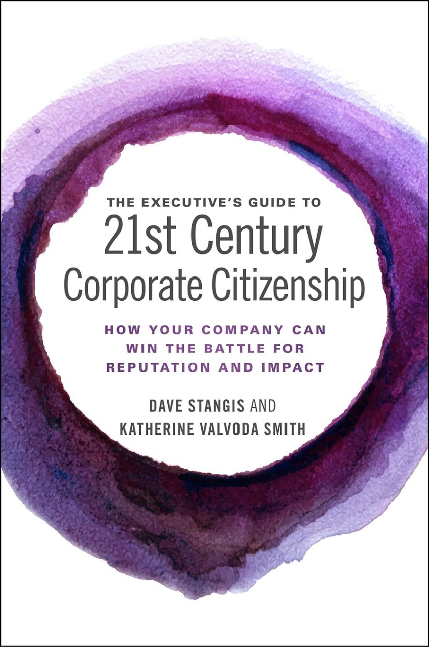 Cover of the 21st Century Corporate Citizenship book