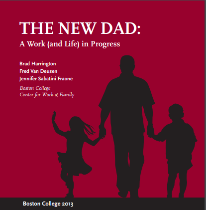 New dad: A work ( and Life) in Progress