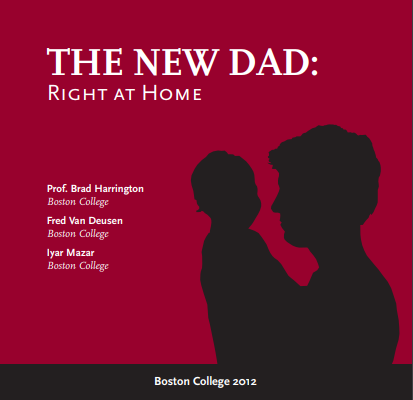 New Dad: Right at Home