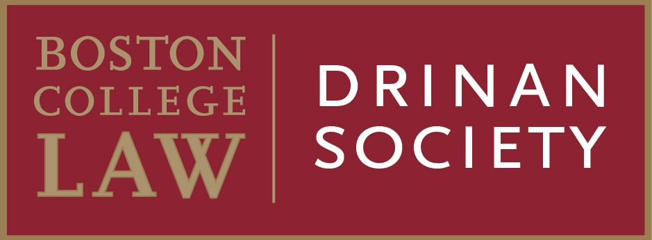 Drinan Society Logo