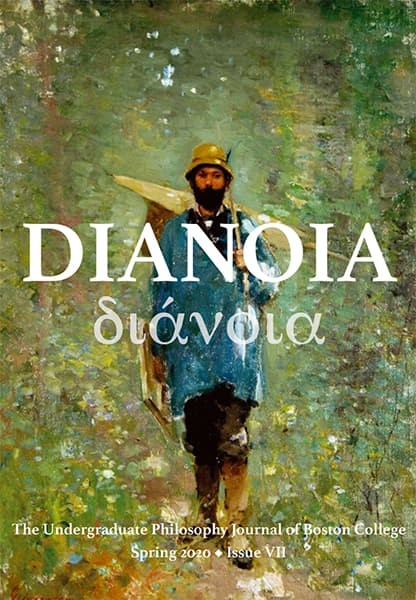 Dianoia Issue VII - Spring 2020