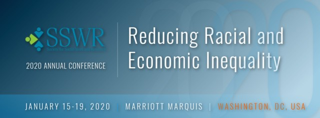 SSWR 2020 Annual Conference Banner