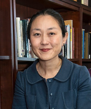 Photo of Angela Kim Harkins