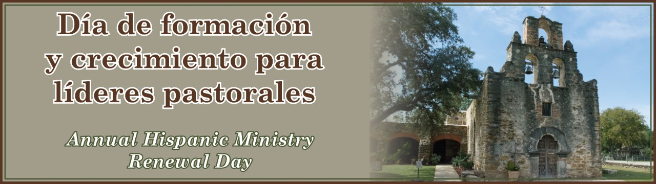 Annual Hispanic Ministry Renewal Day