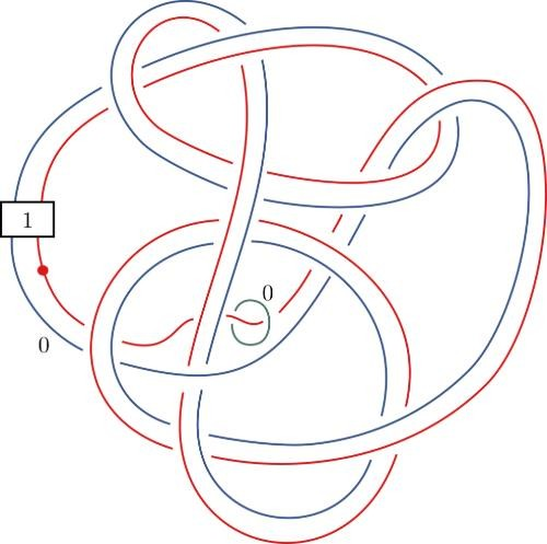 knot diagram