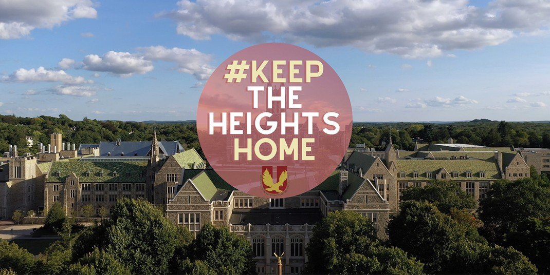 Keep the Heights Home