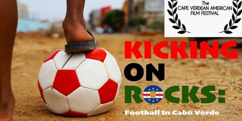 Kicking on Rocks title card